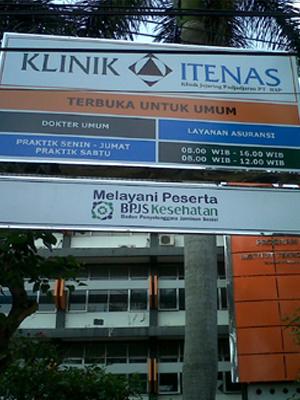 Klinik Pratama Itenas