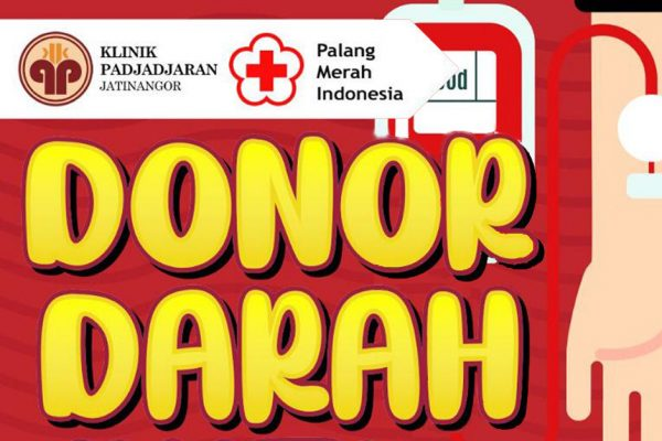 Donor Darah Klinik Padjadjaran Jatinangor