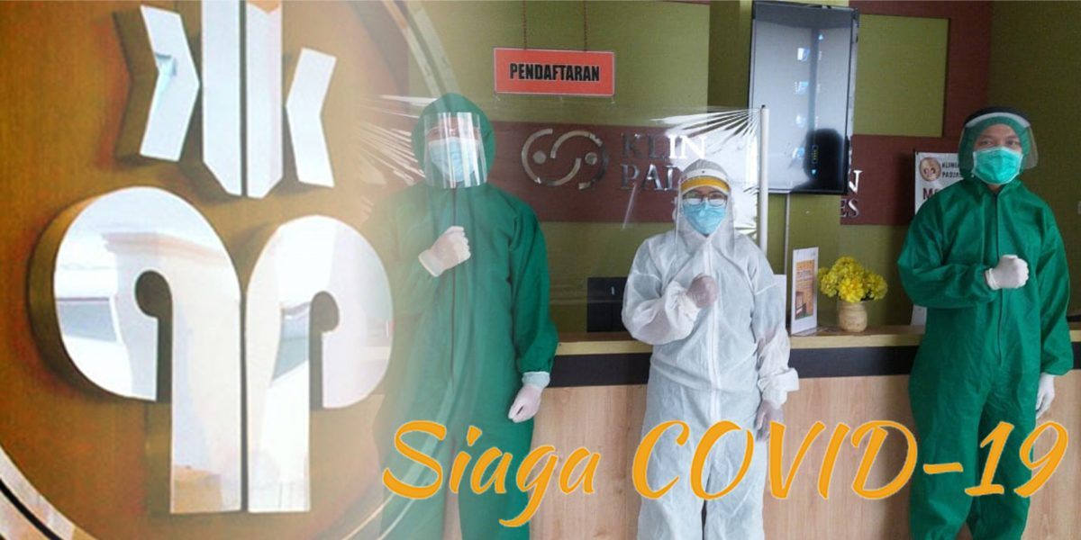 Klinik Padjadjaran Siaga Covid-19